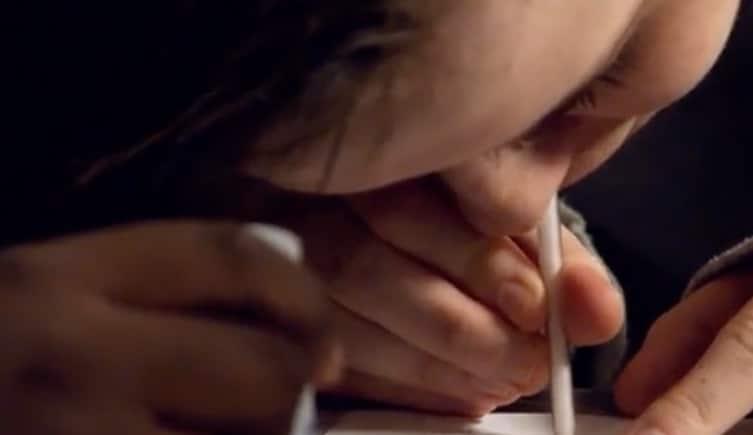 60 Days In: Atlanta drug use is rife, with this prisoner snorting coke
