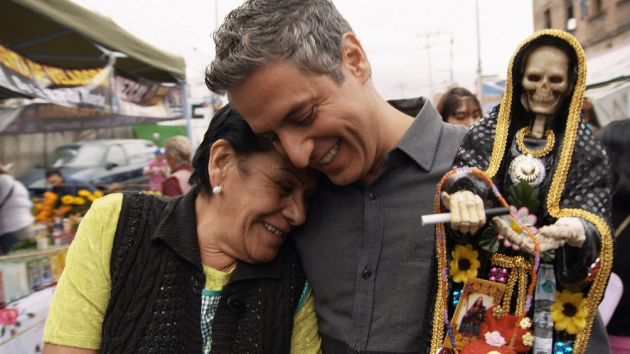 Believer's Reza Aslan loves his 'skinny lady' as he immerses