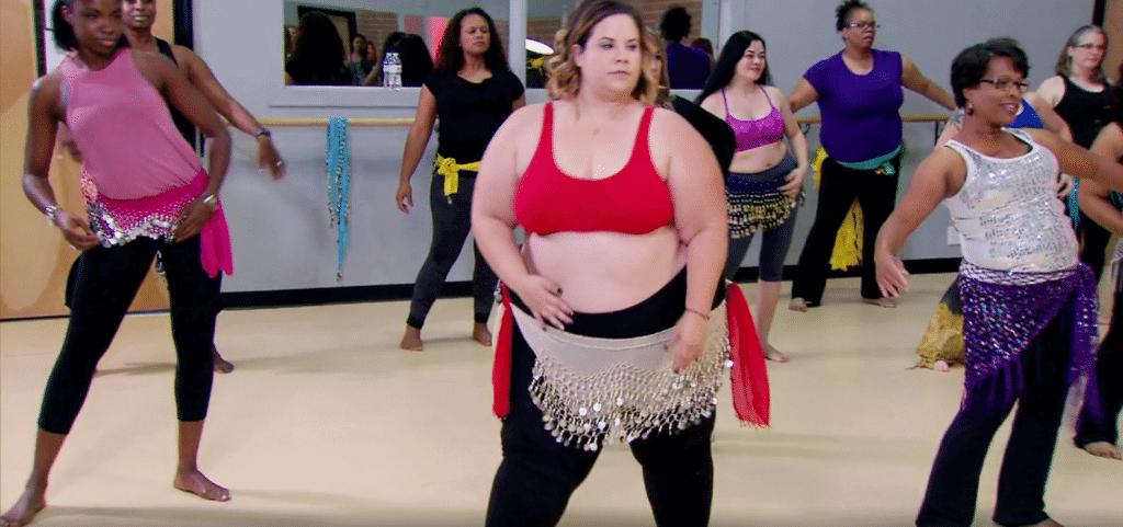 my big fat fabulous life dance battle winner