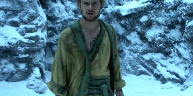 Iron Fist Danny in Kun Lun - Iron Fist's origins and how they were changed for the Netflix series