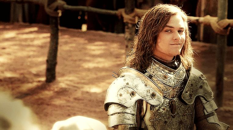 Finn in HBO's Game of Thrones