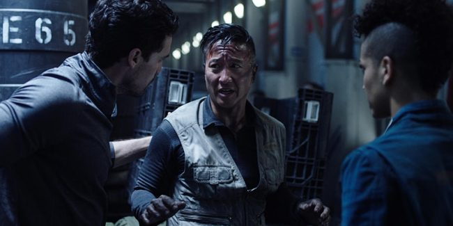 The Expanse: Conspiracy and tragedy persist in The Weeping Somnambulist