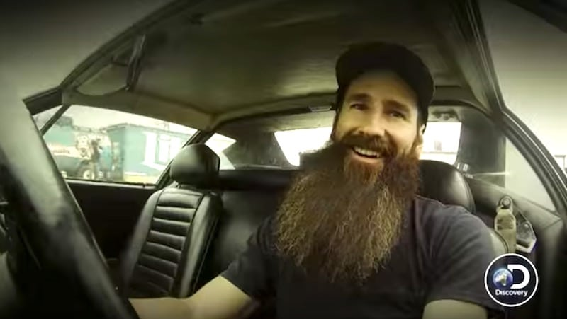Aaron Kaufman on Fast N' Loud