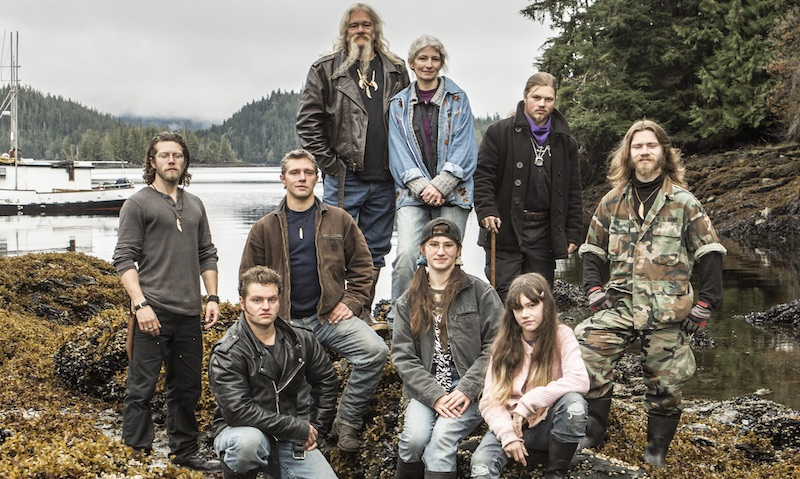 The Brown family from Alaskan Bush People, who have faced criticism but are much-loved by their fans