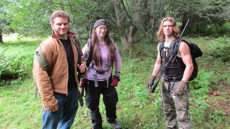 There's a lot to be said for the outdoors life, and the Browns from Alaskan Bush People know it