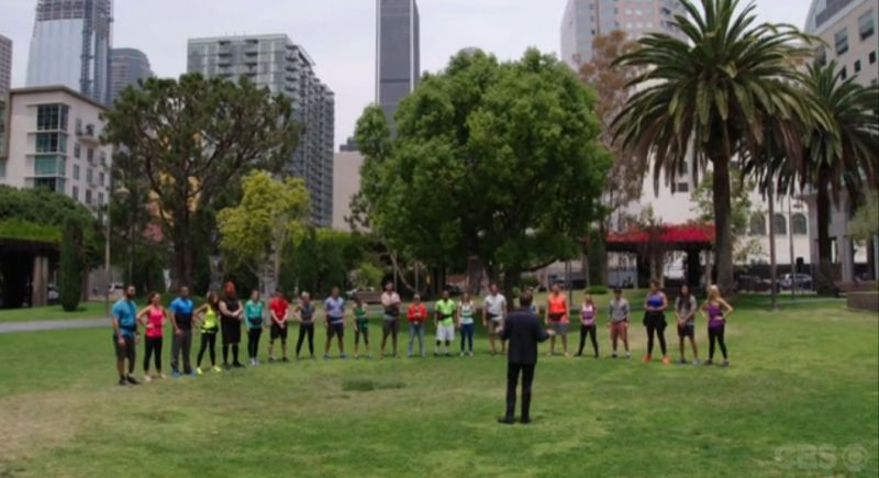 The Amazing Race recap: The 22 people agree to race around the world with randoms edition