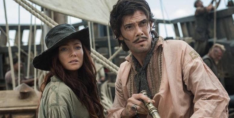 Black Sails recap: Silver's identity, Flint's steel and Rackham's race to Skeleton Island on XXXVII