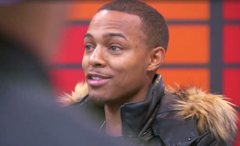 Bow Wow talks to the young rappers about publicity on The Rap Game