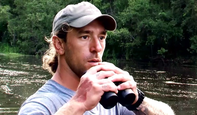 Chase on Swamp People