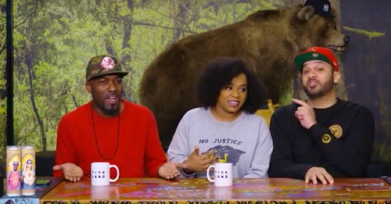 Desus & Mero dissect the International Women's Day and how Trump talks about the ladies