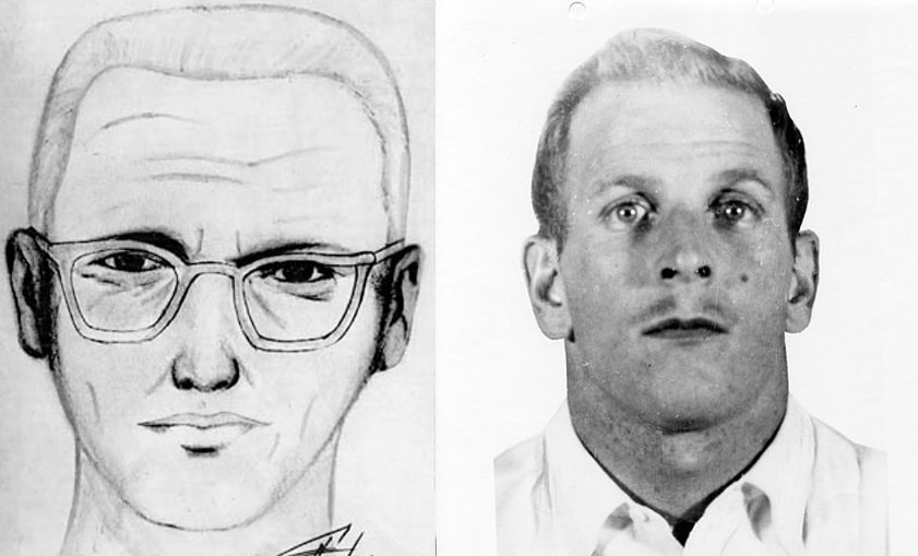 Edward W. Edwards and Zodiac Killer