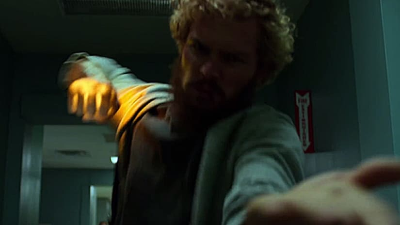 Who is the actor Finn Jones who plays Danny Rand in Iron Fist?