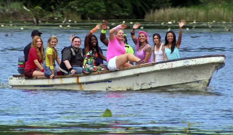 Kicking & Screaming cast: Meet the contestants on FOX's jungle reality series