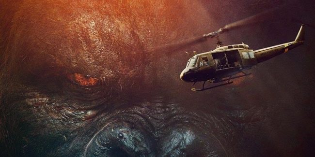 Movie Review: Kong is King once again in Skull Island