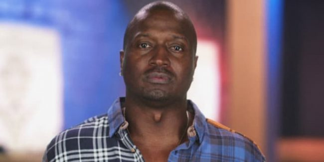 Kirk Frost in his promotional photo for Love & Hip Hop: Atlanta