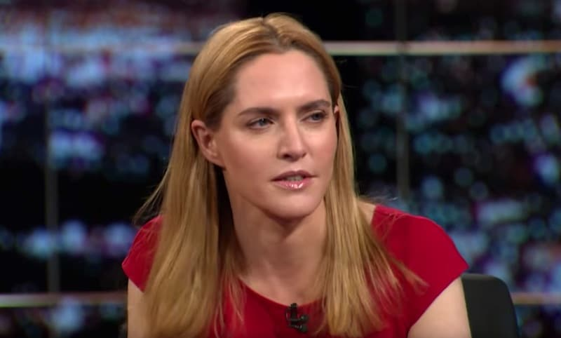 Louise Mensch during a previous appearance on Real Time with Bill Maher