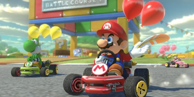 Nintendo Switch: What to expect from Mario Kart 8 Deluxe