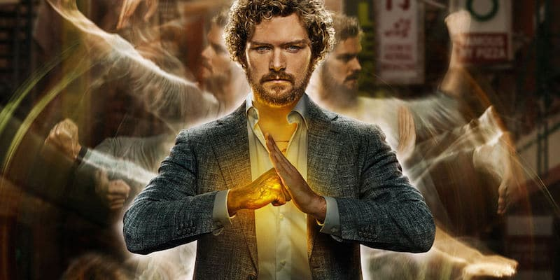 Top 10 reasons why Iron Fist will suck