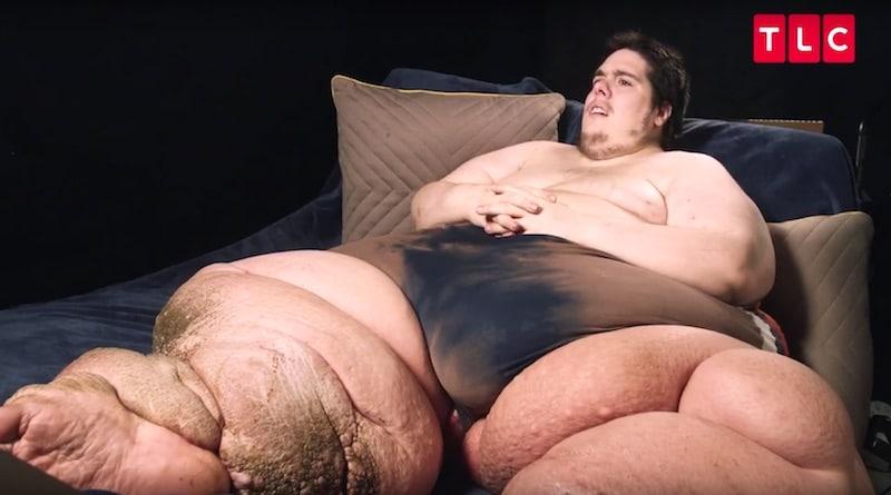 Steven on My 600-lb Life
