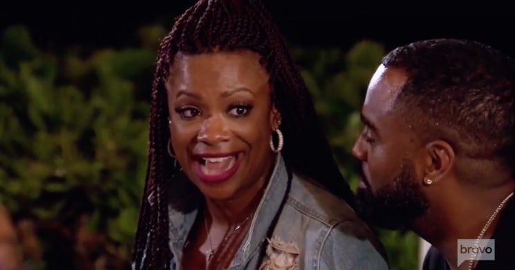 Porsha claims Kandi has a sex dungeon plus Kim says Kenya has to go on RHOA