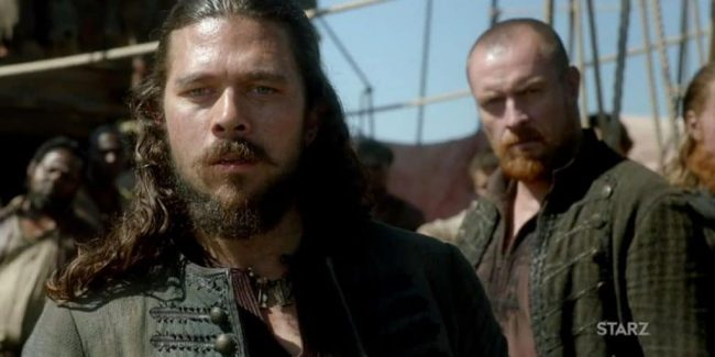 Black Sails recap: Skeleton Island's lore, Silver hunts Flint, and Max defies Marion for Anne in XXXVI