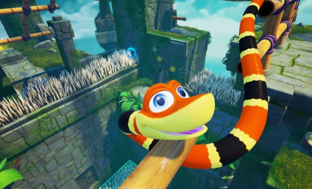 Nintendo eShop downloads: New releases include Snake Pass, Pikmin 2 and Metal Slug