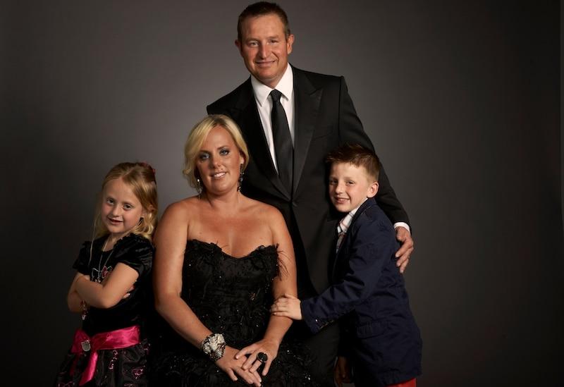 Stephanie Decker family photo