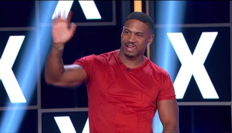 Stevie J vs. Karlie Redd and Diggy Simmons vs. Vanessa Simmons on Hip Hop Squares