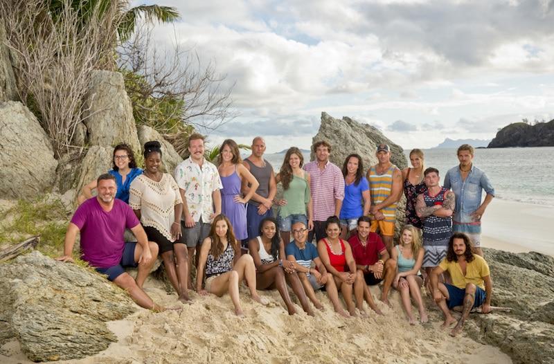 The Survivor Season 34 cast