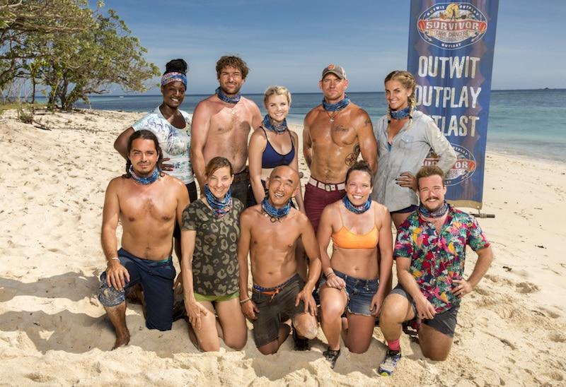 The Nuku Tribe on Survivor Season 34