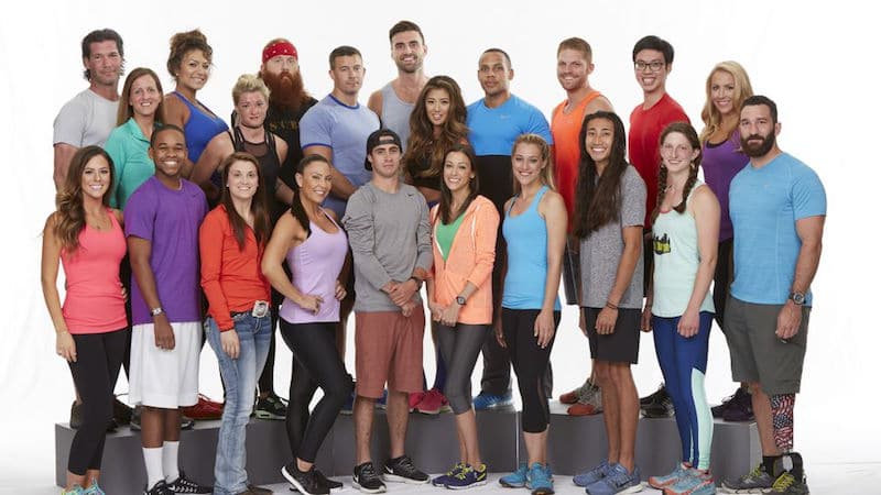 The 22 contestants taking part in The Amazing Race 29