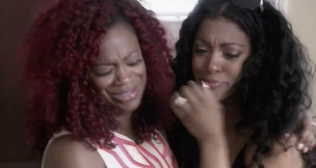 Remember when Kandi and Porsha were so close?