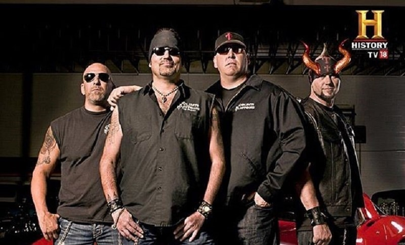 Danny Koker And The Counting Cars Crew Return To History For Season 7