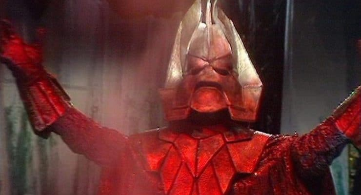 Omega from Doctor Who
