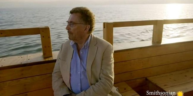 Robert Powell journeys back to find The Real Jesus Of Nazareth