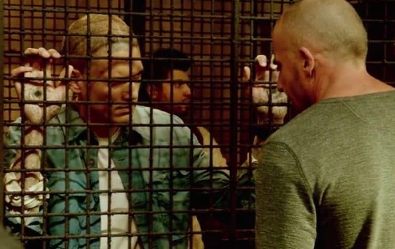 MP4 640x Побег из тюрьмы  Prison Break Collection s01