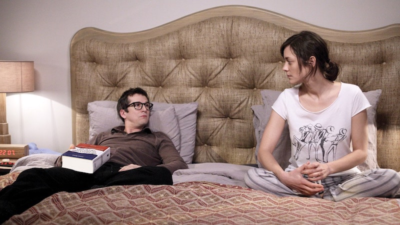Guillaume Canet and Marion Cotillard in Rock N Roll