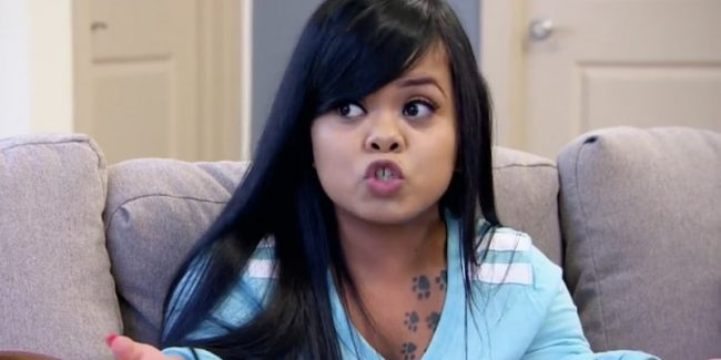 Amanda argues with her sister about the Minnie vs. Ms Juicy drama on Little Women: Atlanta
