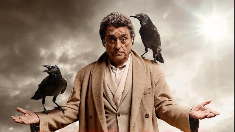 Who is Ian McShane, actor who plays Mr. Wednesday on American Gods?