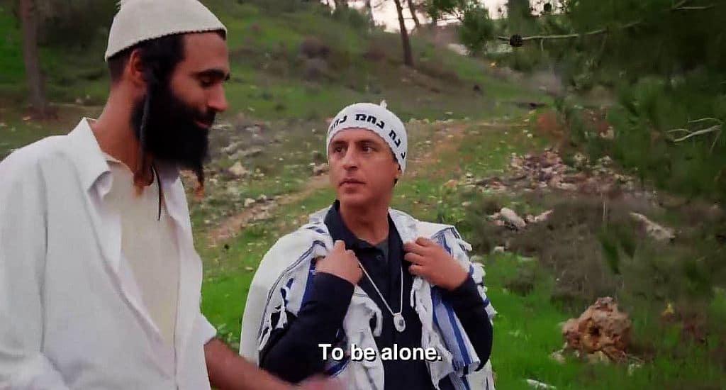 aslan haredi 1024x550 - Reza Aslan drinks a bit of Haredi kosher Kool-Aid in Jerusalem on next CNN Believer