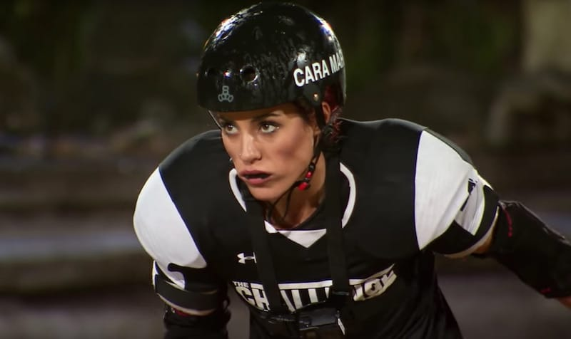Cara prepares to take on Laurel on this week's The Challenge: Invasion of the Champions