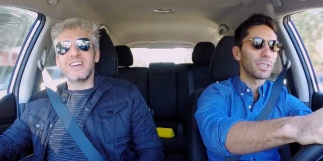 Max and Nev race across town on Catfish: The TV Show