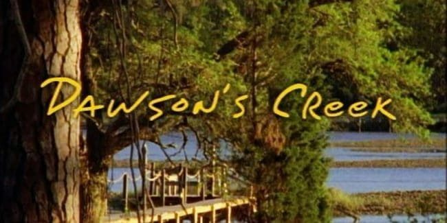 Dawson's Creek titles