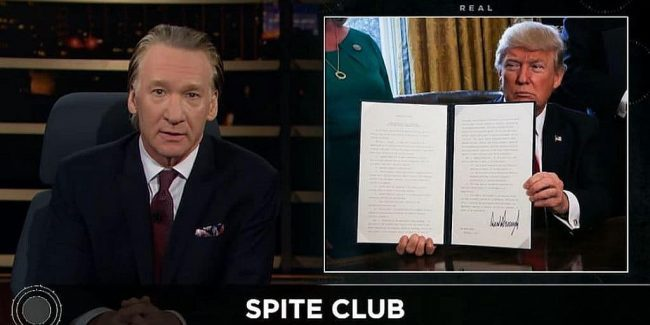 Real Time with Bill Maher rips the GOP: What would a d*** do?