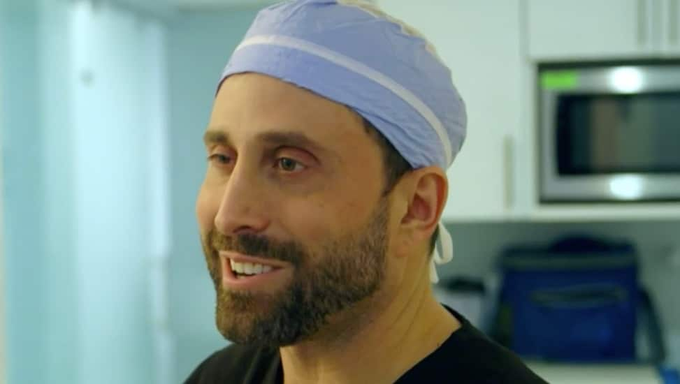 Dr. Miami helps out a hero of his and woman looking to improve her sex life