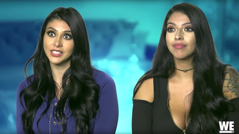 Suha 'Susu' Ibrahim and her sister Hanan on this week's Dr. Miami