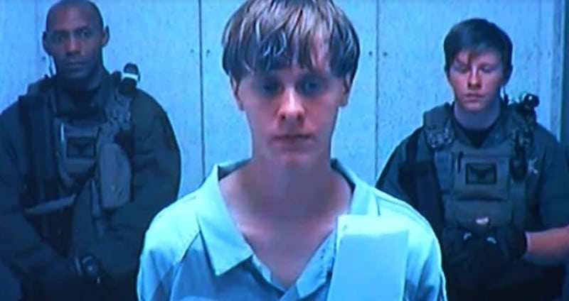 Exclusive clip: White supremacist killer Dylann Roof profiled on Vanity Fair Confidential