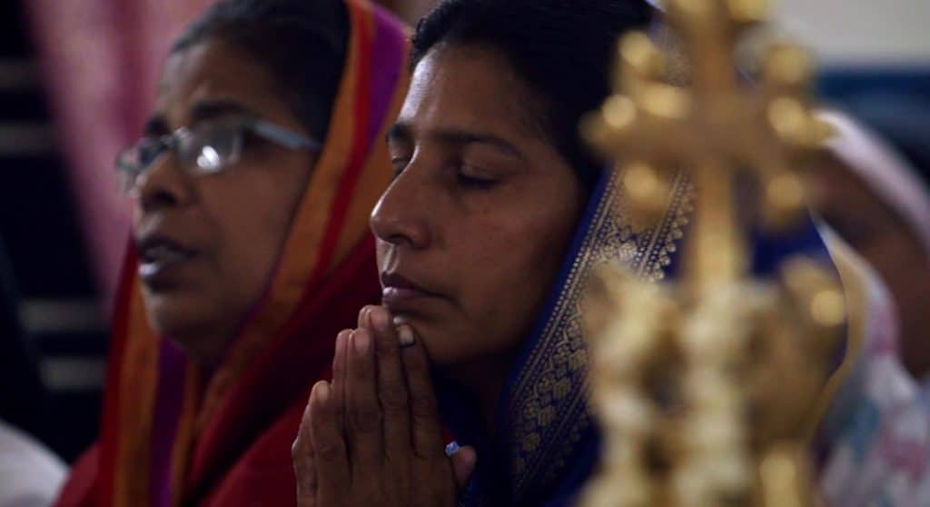 Christianity reached India
