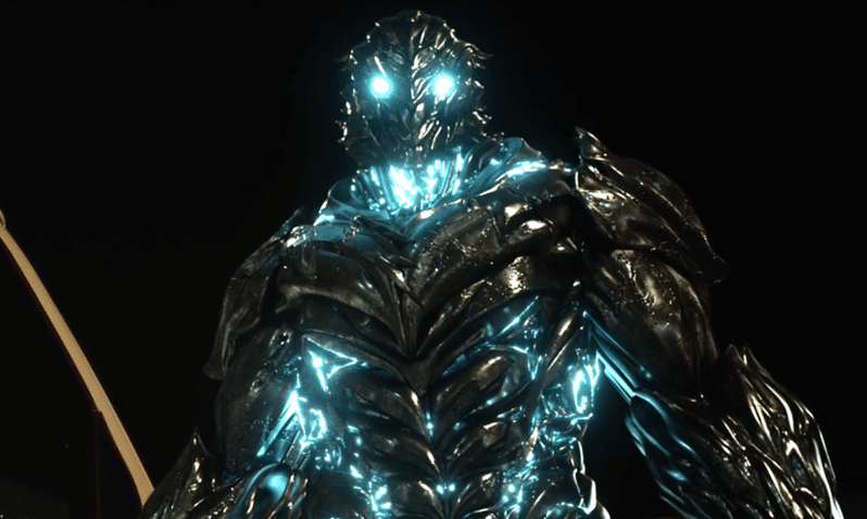 Savitar as he appears on The CW's The Flash