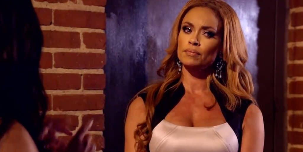 Gizelle says Charrissa called her a w***e